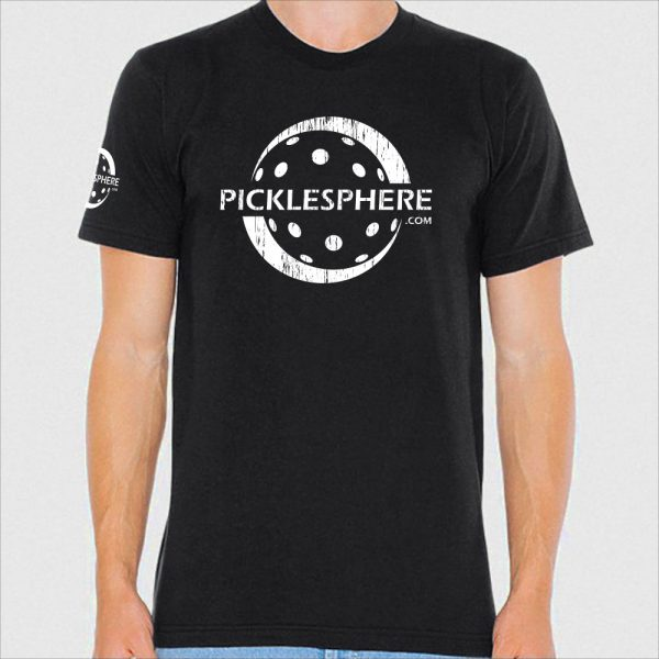 Picklesphere t-shirt, black - Picklesphere.com.