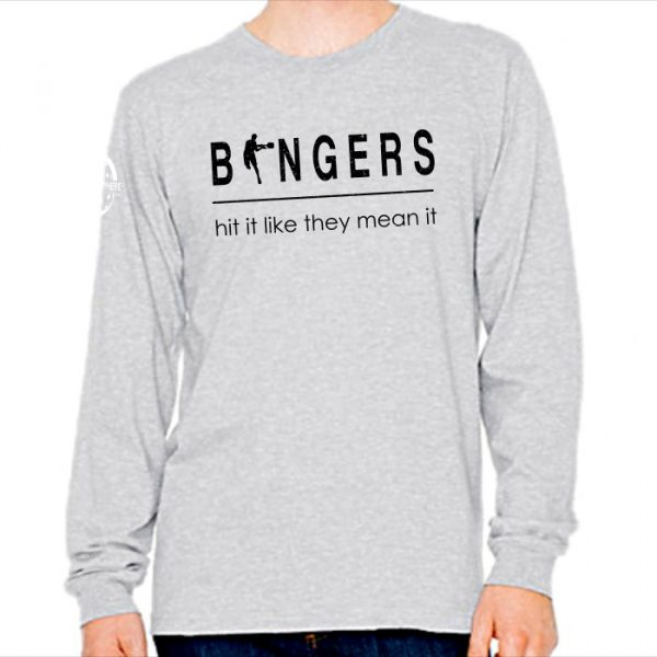 Bangers long-sleeve t-shirt - Picklesphere.com.