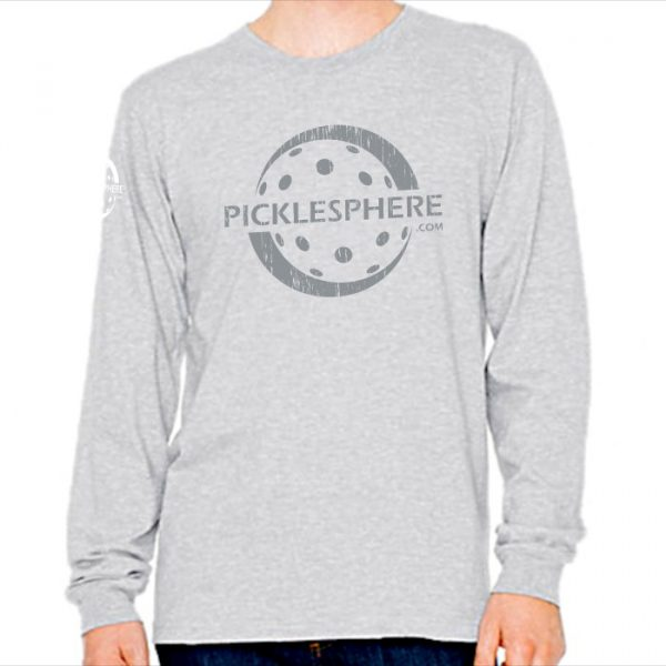 Picklesphere long-sleeve t-shirt - Picklesphere.com.