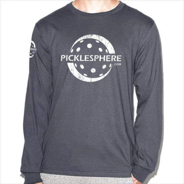 Picklesphere long-sleeve t-shirt - Picklesphere.com.