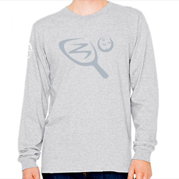 Paddle & ball long-sleeve t-shirt - Picklesphere.com.