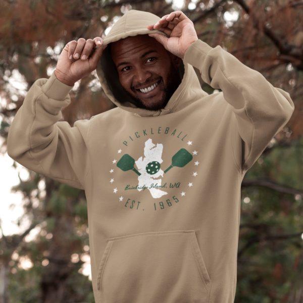 Pickleball hoodies - Picklesphere.com.