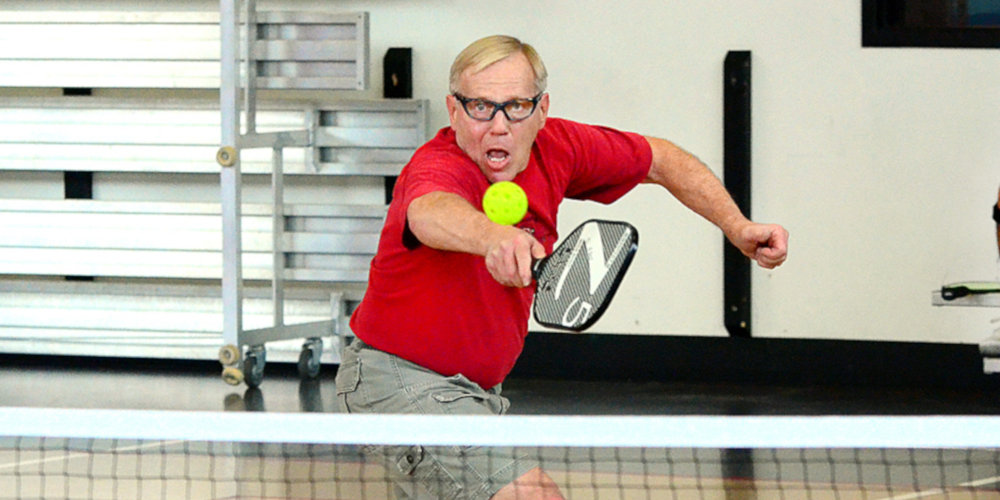 Pickleball photo of the month, April 2020 - Picklesphere.com