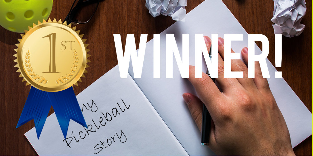 April writing contest winner! Picklesphere.com